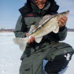 Рыбалка в устье камском
